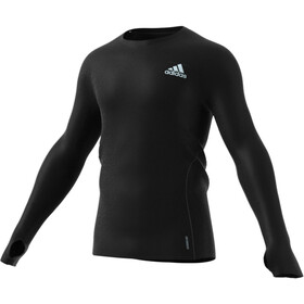 adidas Adi Runner Longsleeve Shirt Heren, black